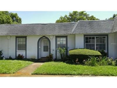 4222 Trucious Place UNIT 4222, New Port Richey, FL 34652 - MLS#: W7633368