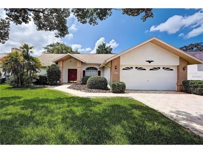 1277 Overland Drive, Spring Hill, FL 34608 - MLS#: W7633407