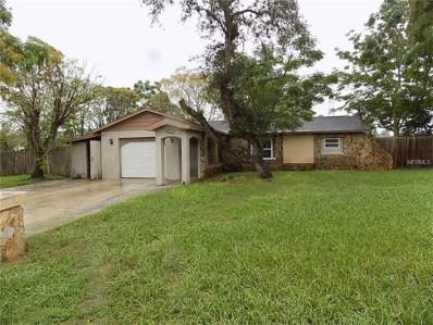 2500 Lema Drive, Spring Hill, FL 34609 - MLS#: W7633490