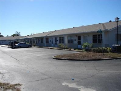 4647 Britt Drive UNIT 4647, New Port Richey, FL 34652 - MLS#: W7633591