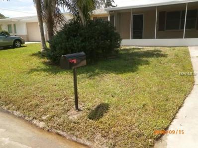 3239 Jarvis Street, Holiday, FL 34690 - MLS#: W7633598