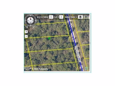16149 Marsh Quail Road, Weeki Wachee, FL 34614 - MLS#: W7633637