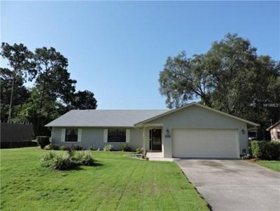 9132 Blackstone Street, Spring Hill, FL 34608 - MLS#: W7633647