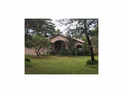 10494 Desert Sparrow Avenue, Weeki Wachee, FL 34613 - MLS#: W7633675