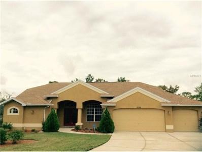 5024 Ginnie Court, Spring Hill, FL 34608 - MLS#: W7633676