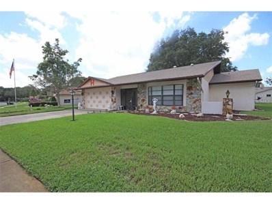 8602 Bridgewater Drive, New Port Richey, FL 34655 - MLS#: W7633736