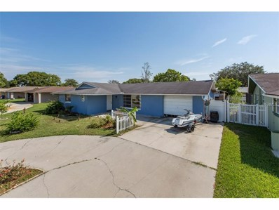 8906 Catalina Drive, Port Richey, FL 34668 - MLS#: W7633753