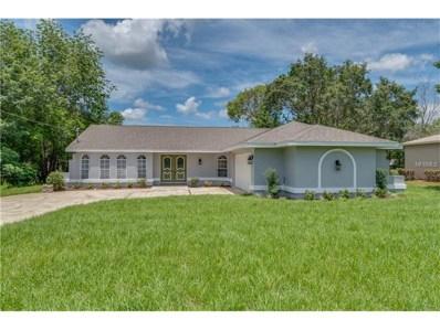 2419 Lackland Avenue, Spring Hill, FL 34608 - MLS#: W7633898