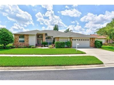 11050 Wedgemere Drive, Trinity, FL 34655 - MLS#: W7633911
