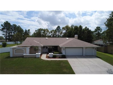 10472 Calico Warbler Avenue, Weeki Wachee, FL 34613 - MLS#: W7633918