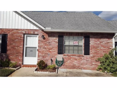 6713 Devonshire Lane UNIT 10c, New Port Richey, FL 34653 - MLS#: W7634021