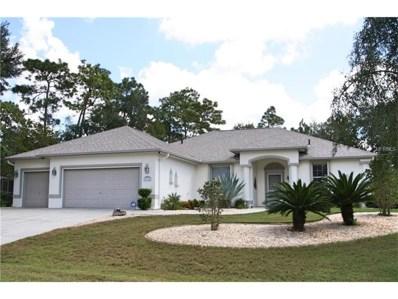 9 Black Willow Court N, Homosassa, FL 34446 - MLS#: W7634111