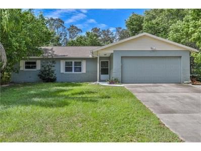 1177 Newcomb Avenue, Spring Hill, FL 34608 - MLS#: W7634126