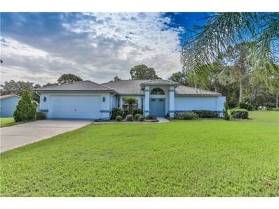 11247 Rainbow Woods Loop, Spring Hill, FL 34609 - MLS#: W7634172
