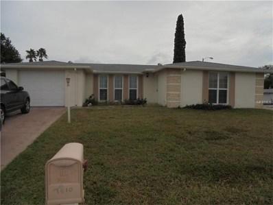 7510 Venice Drive, Port Richey, FL 34668 - MLS#: W7634177