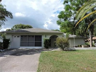 11055 Heathwood Avenue, Spring Hill, FL 34608 - MLS#: W7634271