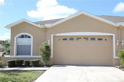 12143 Putter Green Court, New Port Richey, FL 34654 - MLS#: W7634272