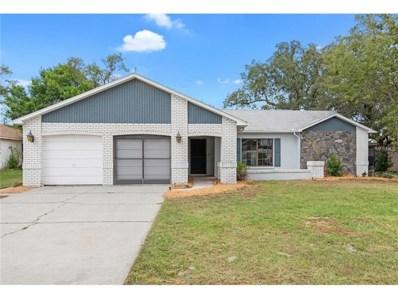 8175 Wooden Drive, Spring Hill, FL 34606 - MLS#: W7634300