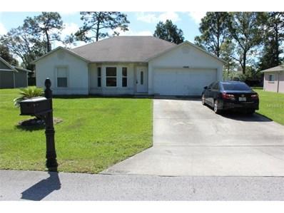 14026 Oleta Street, Spring Hill, FL 34609 - MLS#: W7634335
