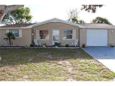 11806 Newell Drive, Port Richey, FL 34668 - MLS#: W7634392