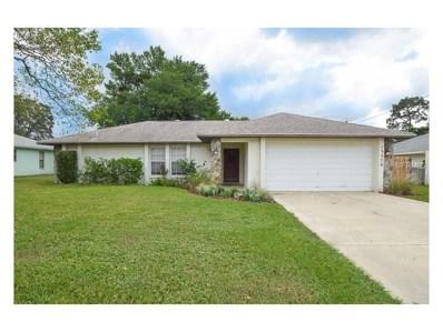 13376 Bonita Avenue, Spring Hill, FL 34609 - MLS#: W7634463