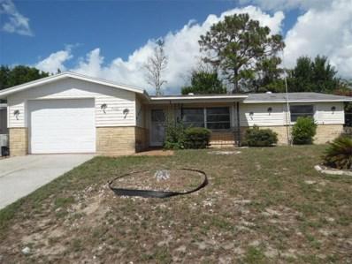 7521 Tyson Drive, Port Richey, FL 34668 - MLS#: W7634517