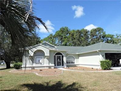 5235 Elwood Road, Spring Hill, FL 34608 - MLS#: W7634553