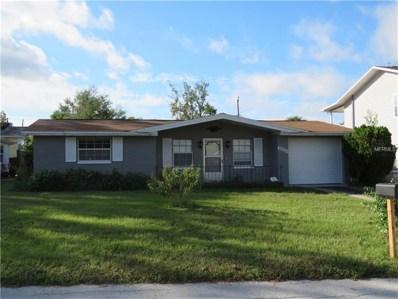 6212 Sapphire Drive, New Port Richey, FL 34653 - MLS#: W7634700
