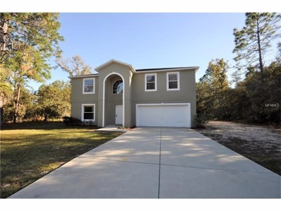 3134 W Randolph Lane, Citrus Springs, FL 34433 - MLS#: W7634783