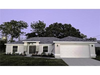 10424 Gifford Drive, Spring Hill, FL 34608 - MLS#: W7634809