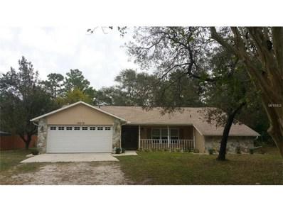 12312 Harris Hawk Road, Weeki Wachee, FL 34614 - MLS#: W7634825