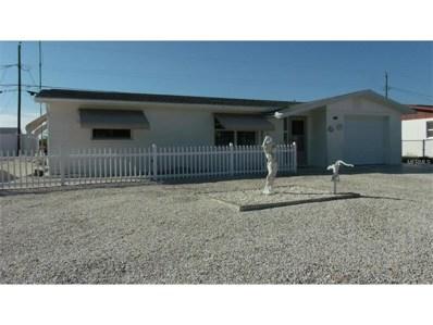 5018 Odyssey Avenue, Holiday, FL 34690 - MLS#: W7634851