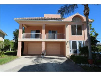 6126 Seaside Drive, New Port Richey, FL 34652 - MLS#: W7634935