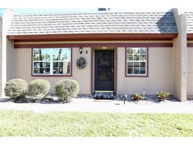 11204 Pembridge Court UNIT 2, Port Richey, FL 34668 - MLS#: W7634950
