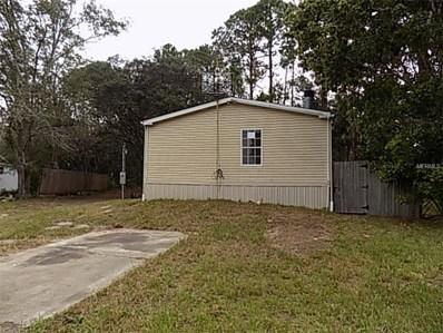 7381 Gettysburg Drive, Weeki Wachee, FL 34607 - MLS#: W7634995