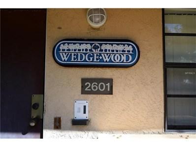 733 1ST Court UNIT 94, Palm Harbor, FL 34684 - MLS#: W7635037