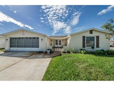 9829 Lake Chrise Lane, Port Richey, FL 34668 - MLS#: W7635125