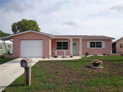 7115 Heath Drive, Port Richey, FL 34668 - MLS#: W7635143