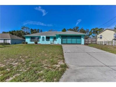 1217 Carmona Avenue, Spring Hill, FL 34608 - MLS#: W7635193