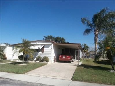 3318 Lanark Drive, Holiday, FL 34690 - MLS#: W7635198
