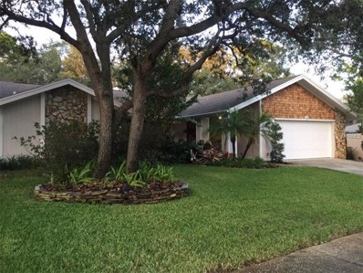 1431 Red Oak Drive, Tarpon Springs, FL 34689 - MLS#: W7635376