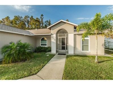 8309 Royal Hart Drive, New Port Richey, FL 34653 - MLS#: W7635401