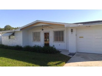 5304 Hawk Drive, Holiday, FL 34690 - MLS#: W7635414