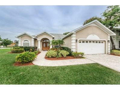 1340 Hillside Drive, Tarpon Springs, FL 34689 - MLS#: W7635533