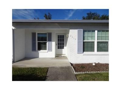 2919 Bradley Court, New Port Richey, FL 34655 - MLS#: W7635553