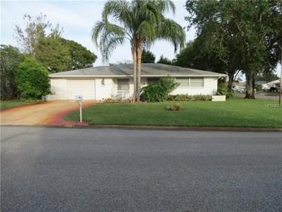 10320 Huckleberry Drive, Port Richey, FL 34668 - MLS#: W7635593