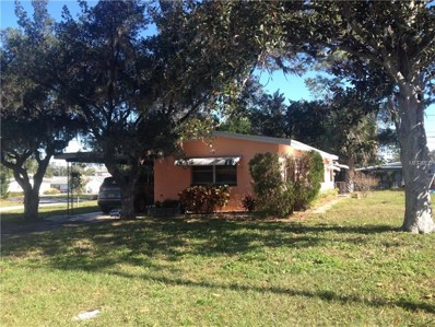 5420 Shaw Street, New Port Richey, FL 34652 - MLS#: W7635814