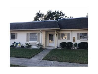 1457 Normandy Park Drive UNIT 6, Clearwater, FL 33756 - MLS#: W7635834