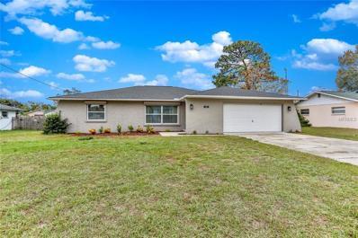 2407 Keeport Drive, Spring Hill, FL 34609 - MLS#: W7635867