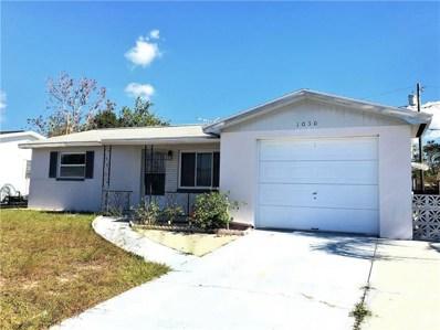 1030 Yale Drive, Holiday, FL 34691 - MLS#: W7635948